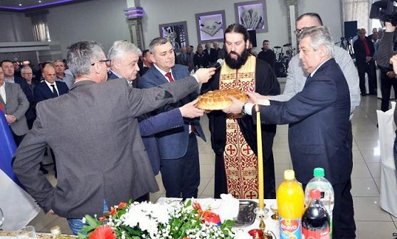 Обиљежена крсна слава Борачке организације Бијељина