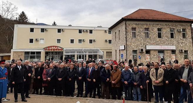Obilježen Dan Boračke organizacije – Dan boraca Odbrambeno-otadžbinskog rata