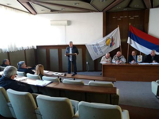 Sastanak boračkih organizacija regije Prijedor