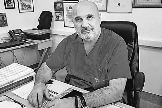Преминуо доктор Миодраг Лазић