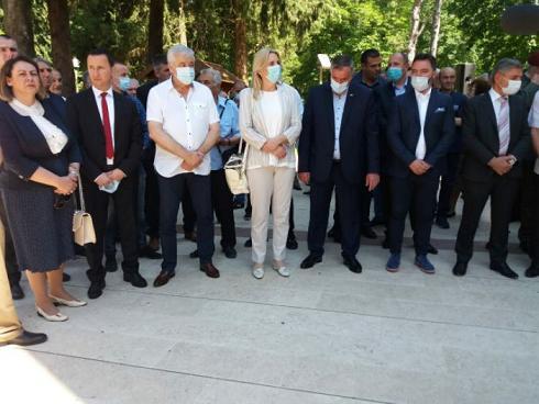 Крсна слава ВРС обиљежена у Требињу