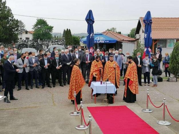 Обиљежена годишњица страдања припадника ЈНА у Тузланској колони