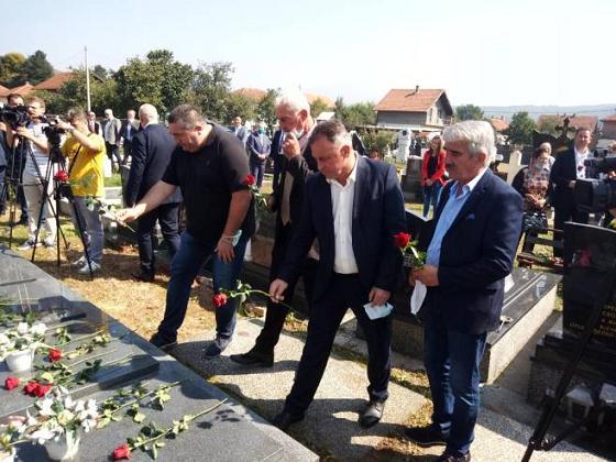 У Источном Сарајеву одат помен Србима страдалим у НАТО агресији