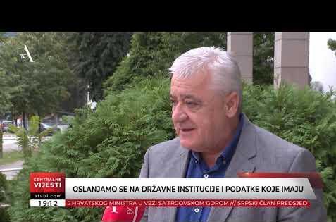 Предсједник Савчић гост Централних вијести АТВ-а