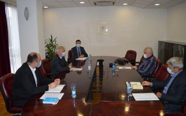 Предсједник Савчић са предсједником Народне скупштине разговарао о положају борачке популације