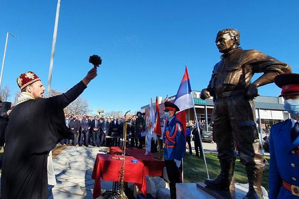 Борачка организација обиљежила крсну славу Митровдан