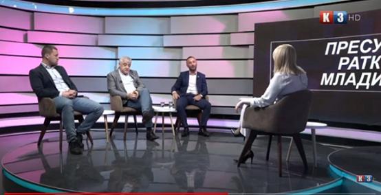 ПОТЕЗ ТВ К3 – Тема: Пресуда генералу Ратку Младићу
