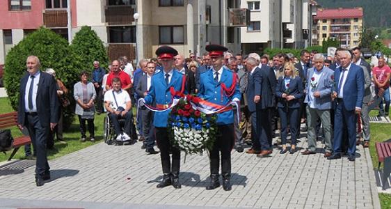 Oбиљежен Дан одбране Сарајевско – романијске регије