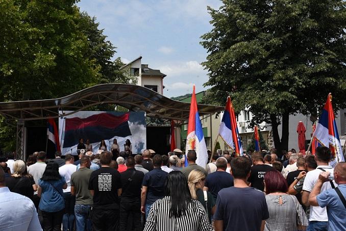 У Братунцу обележена 29. годишњица страдања Срба Подриња